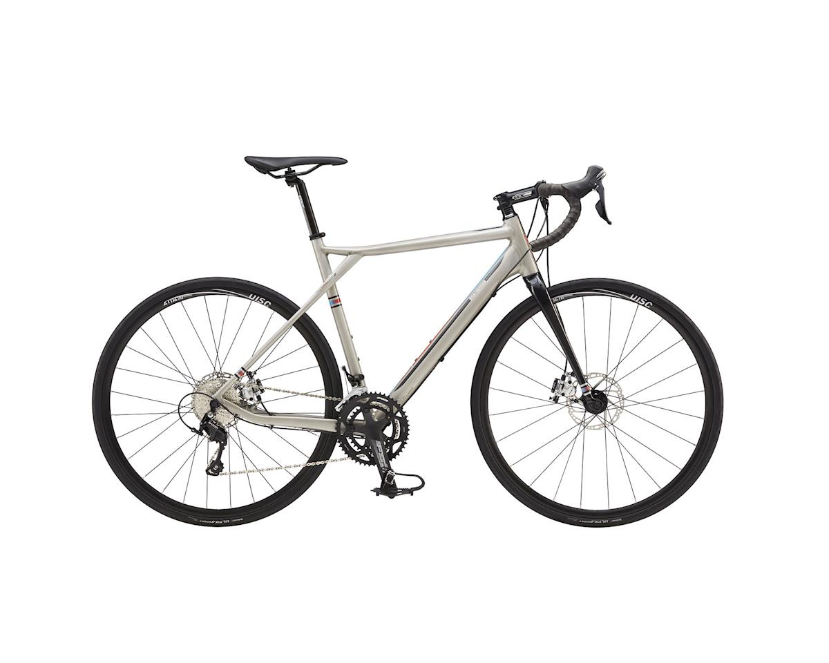GT Grade Alloy 105 Gravel Bike - 2016 (Raw Metal)