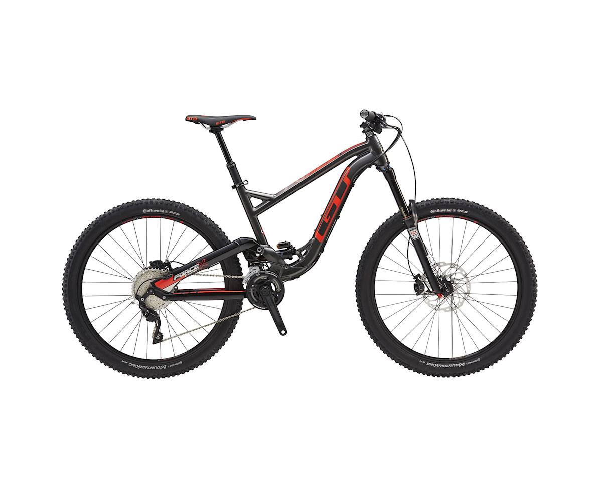 GT Force Expert All Mountain Bike - 2016 (Black)