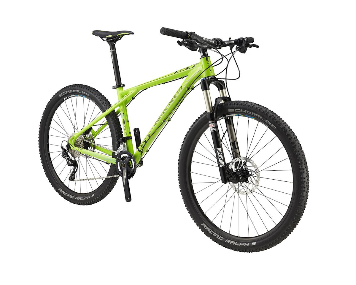 "GT Zaskar Comp 27.5"" Mountain Bike - 2016 (Blue) (Xsmall)"