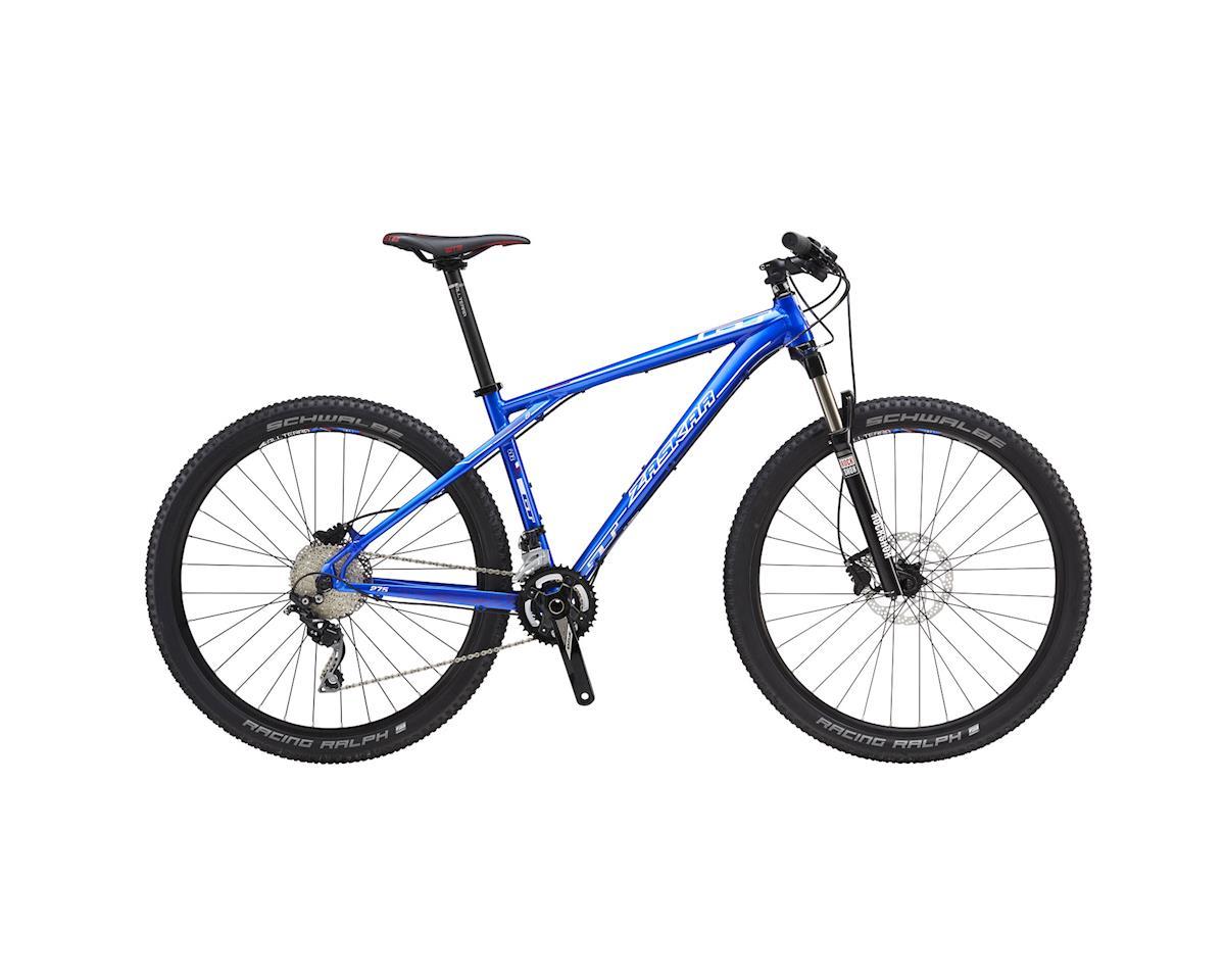 GT Zaskar Sport XC Mountain Bike - 2016 (Blue) (Xsmall)