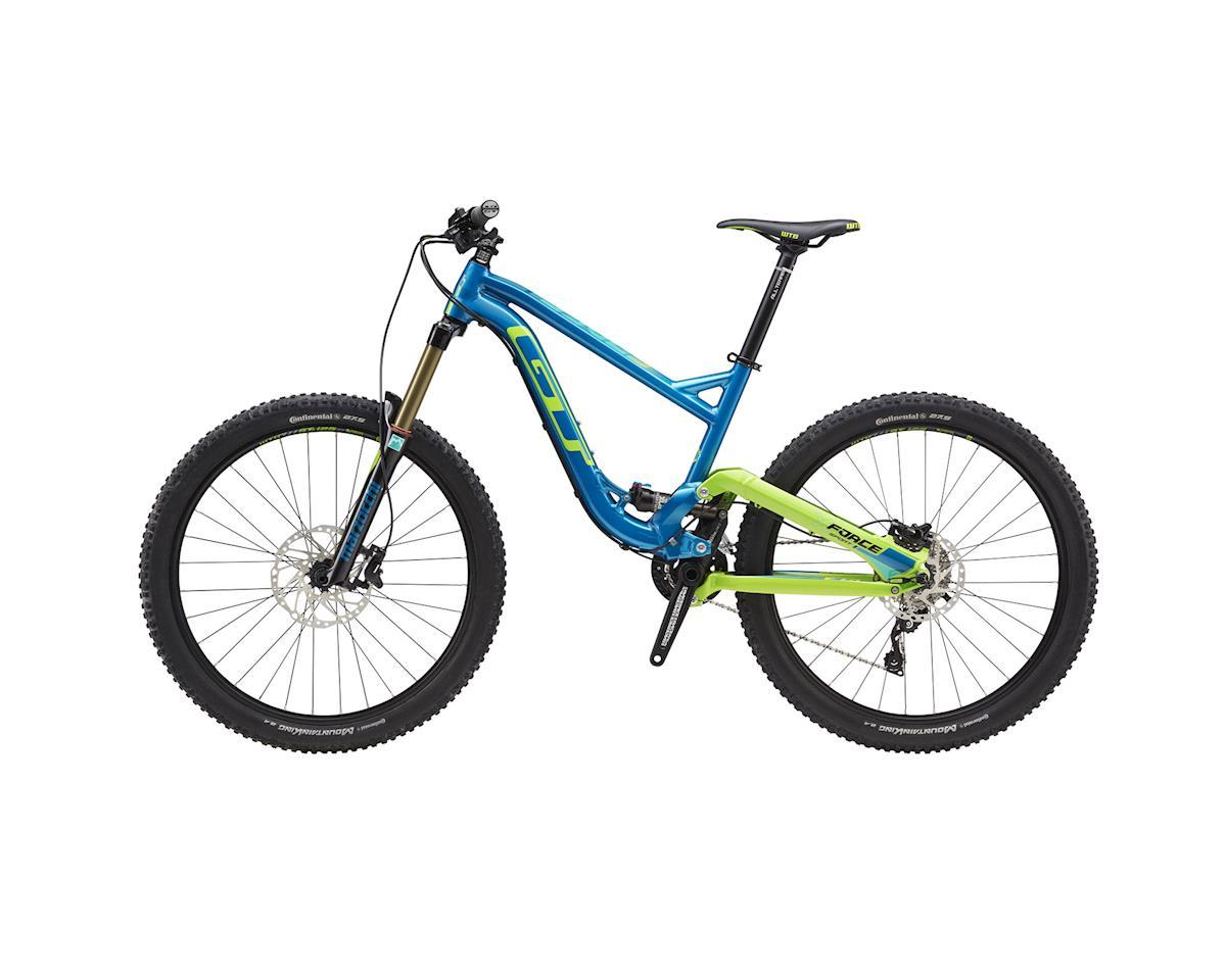 """GT Force X Sport 27.5"""" Mountain Bike - 2016 (Blue)"""