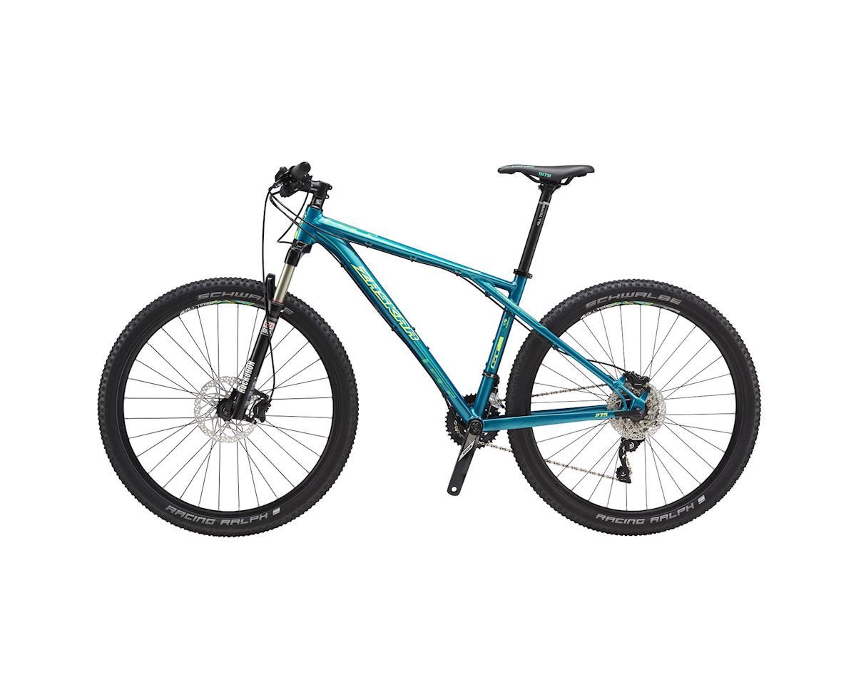 GT Zaskar Comp Women's XC Mountain Bike - 2016 (Blue) (Xsmall)