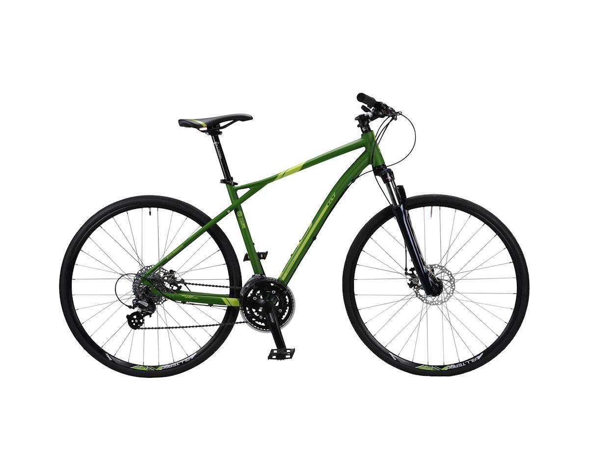 GT Transeo 4.0 Wheels 4 Life Comfort Bike - 2016 (Black) (Xsmall)