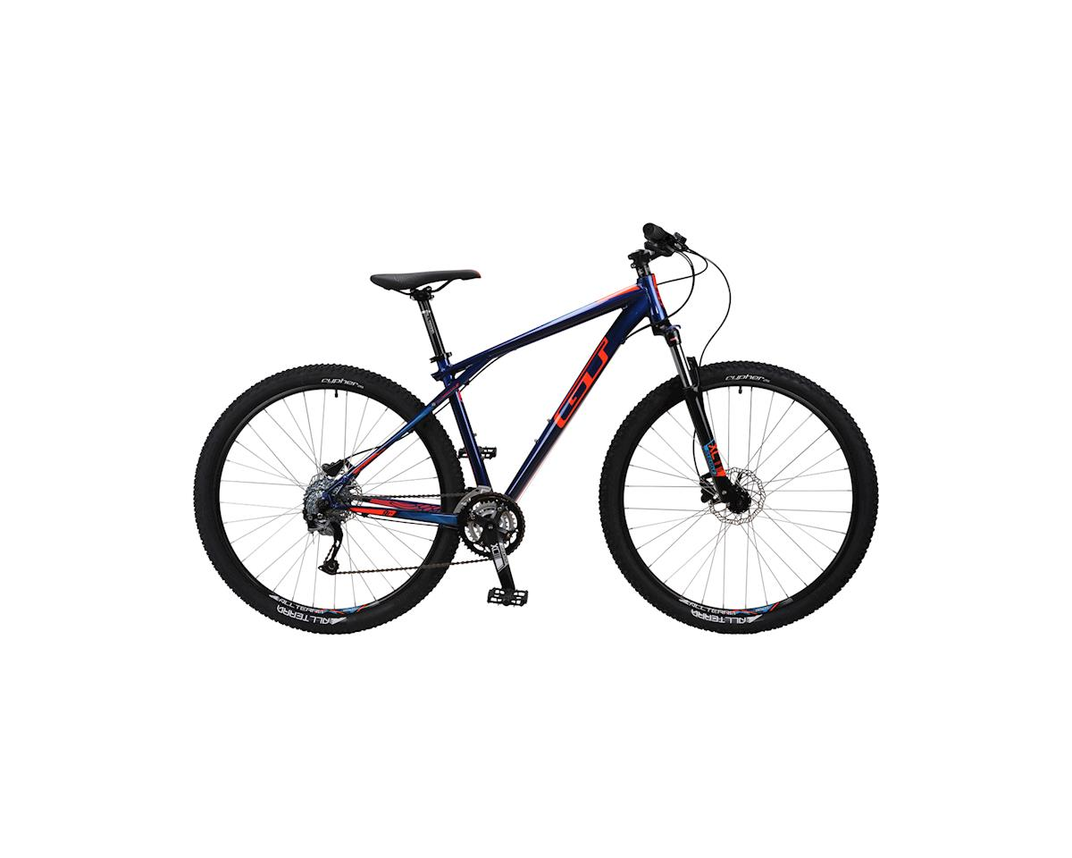 GT Backwoods Comp Mountain Bike - Performance Exclusive (Blue/Orange)