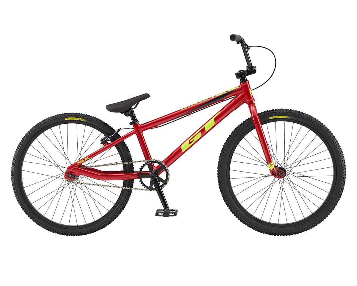 "GT 2020 Mach One Pro 24"" Bike (21.8"" Toptube) (Red)"