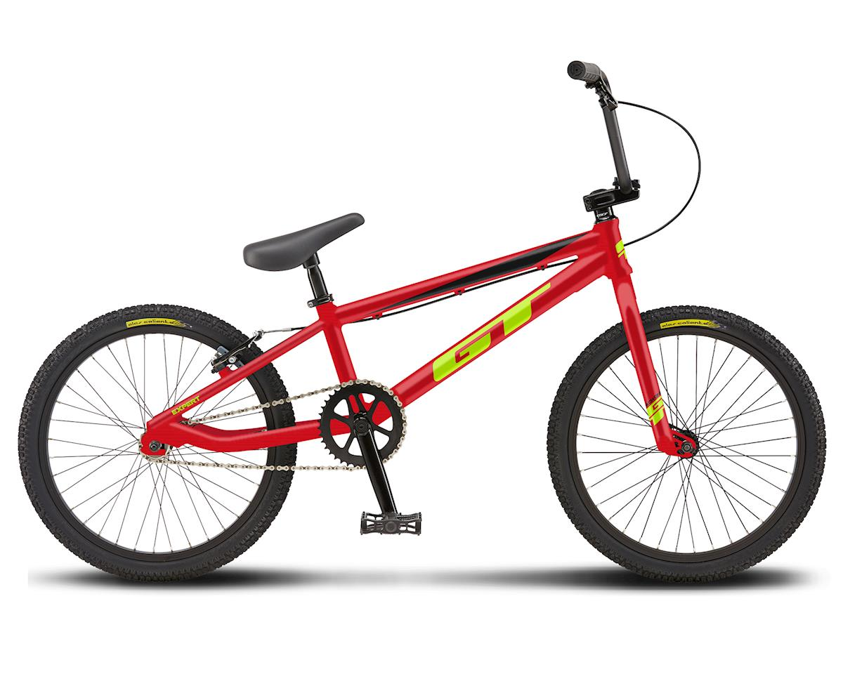 "GT 2020 Mach One Expert 20"" Bike (19.5"" Toptube) (Red)"