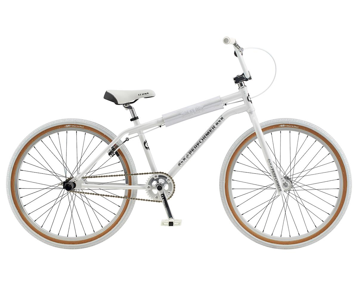 "GT 2020 Pro Performer Heritage 26"" Bike (22"" Toptube) (White) 