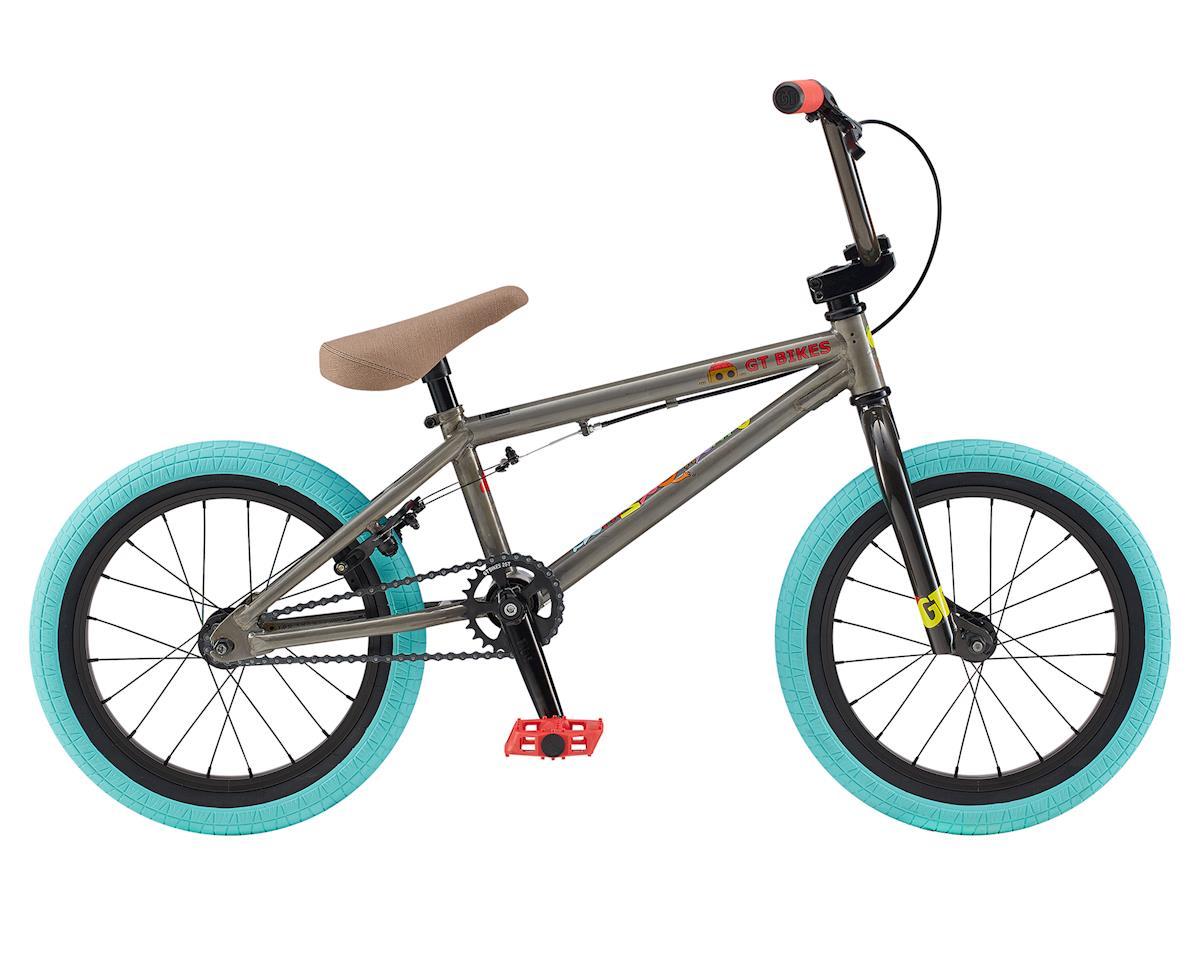 """GT 2020 Performer Lil 16"""" Bike (16.5"""" Toptube) (Raw)"""