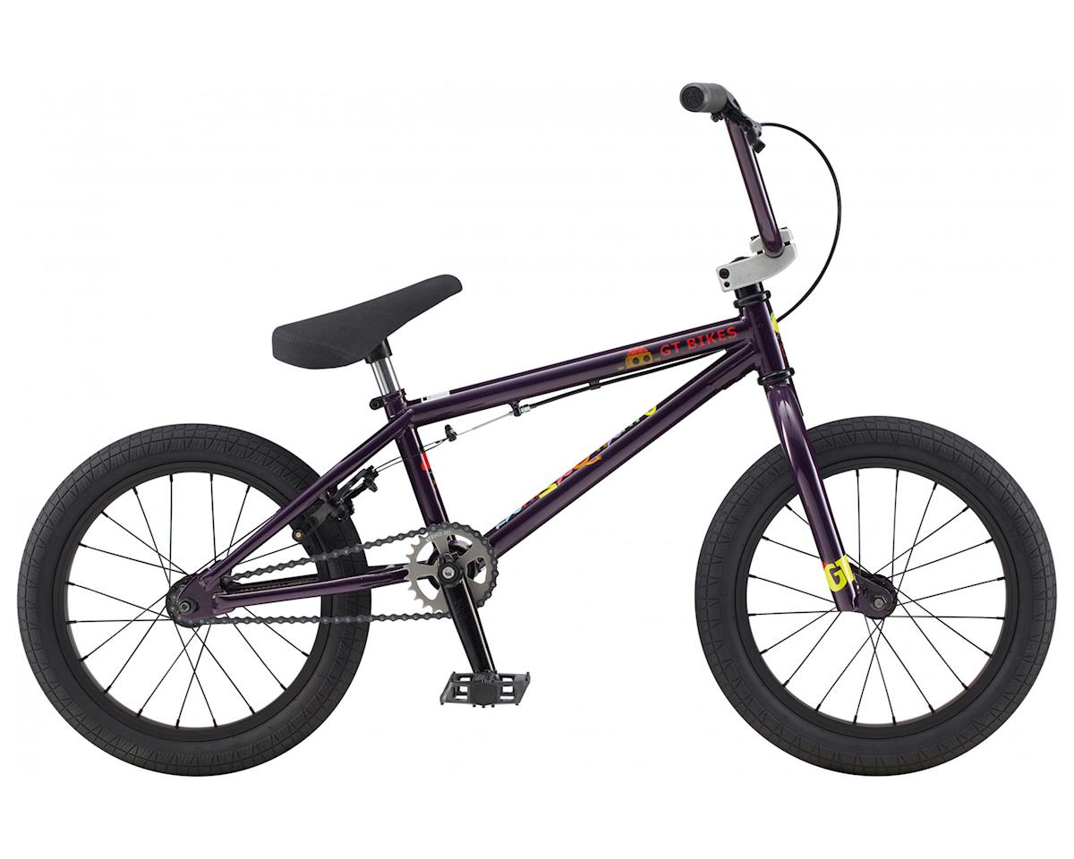 "GT 2020 Performer Lil 16"" Bike (16.5"" Toptube) (Deep Purple)"