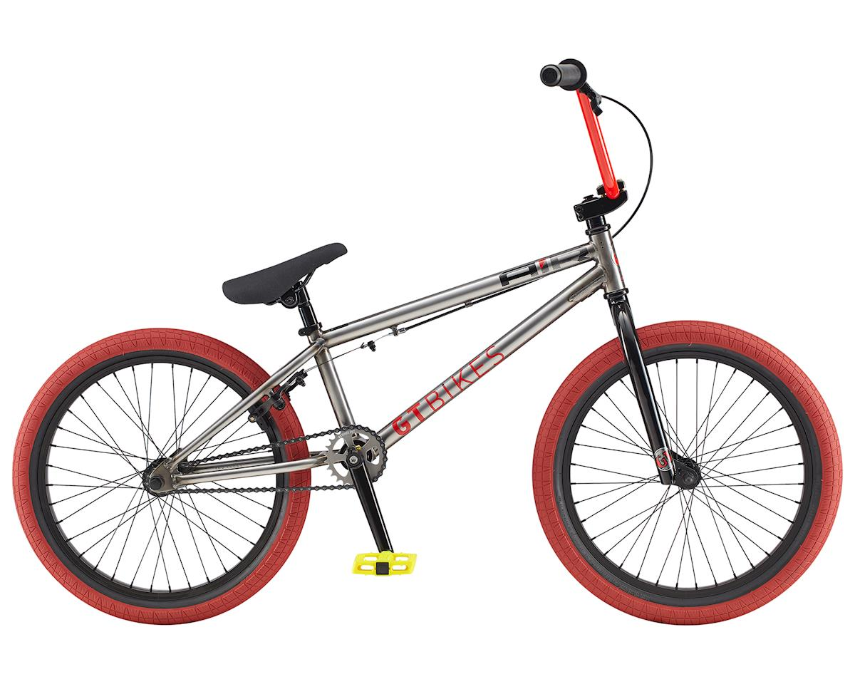 "GT 2020 Air Freestyle BMX Bike (20"" Toptube) (Raw) 