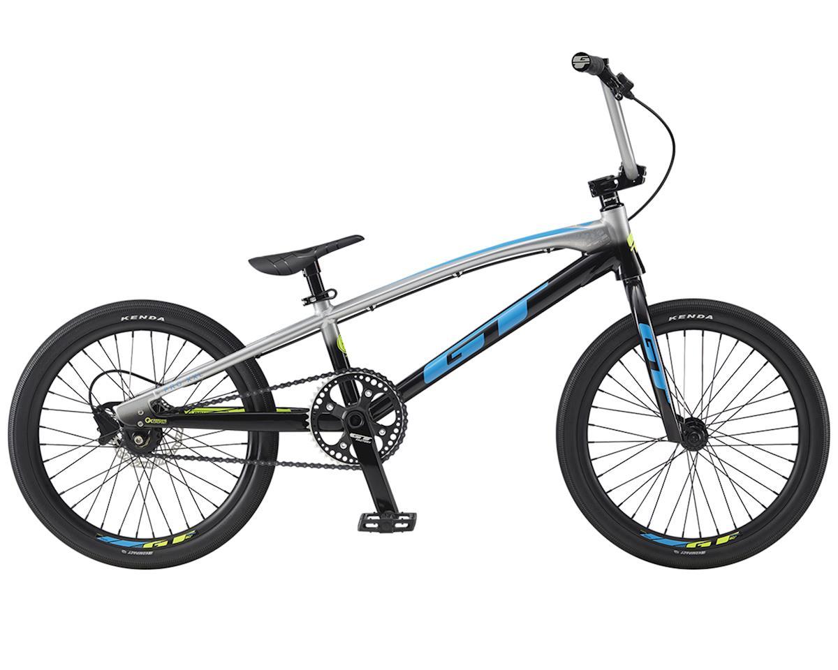 "GT 2020 Speed Series Pro XXL BMX Bike (21.75"" Toptube) (Silver/Black Fade)"