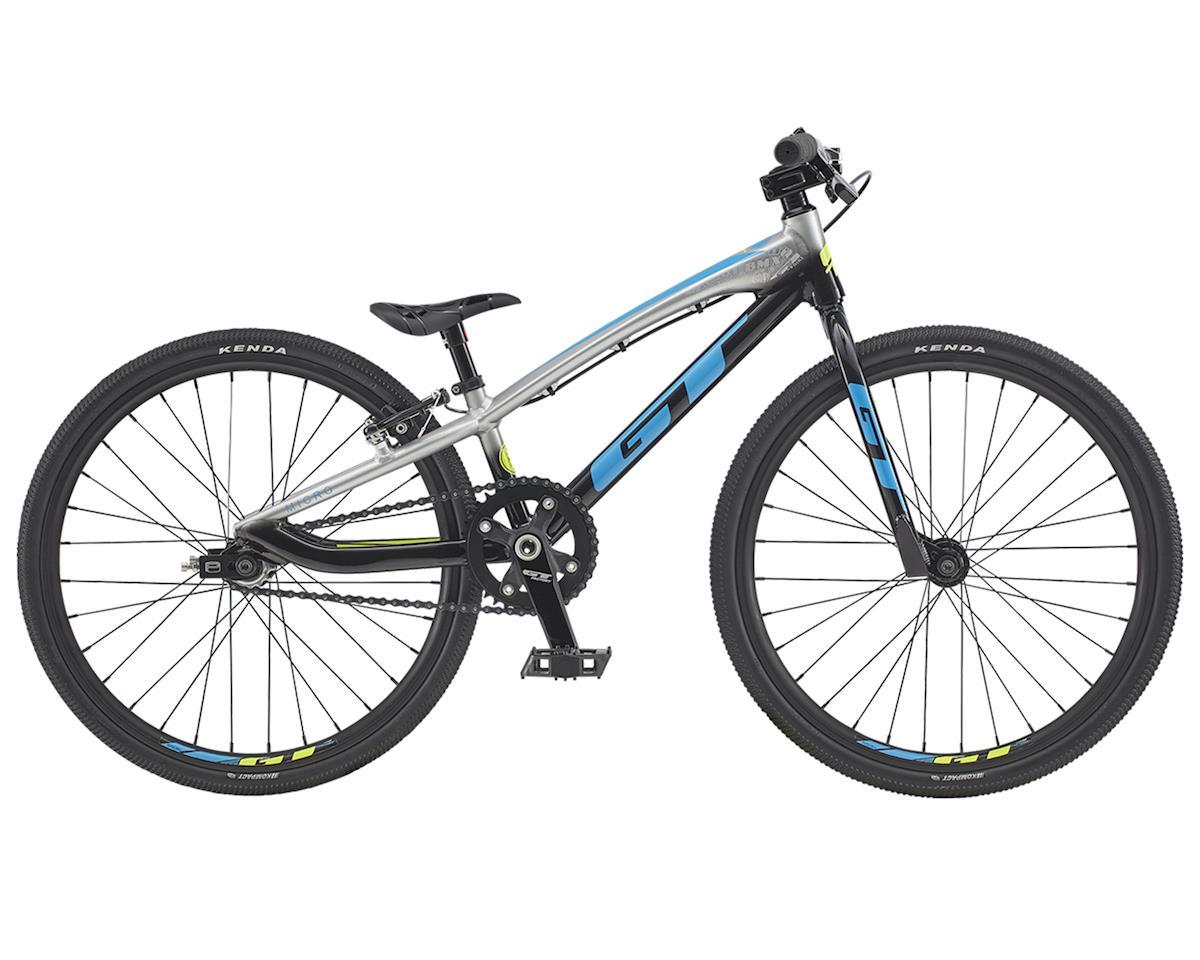"""GT 2020 Speed Series Expert XL BMX Bike (20"""" Toptube) (Silver/Black Fade)"""