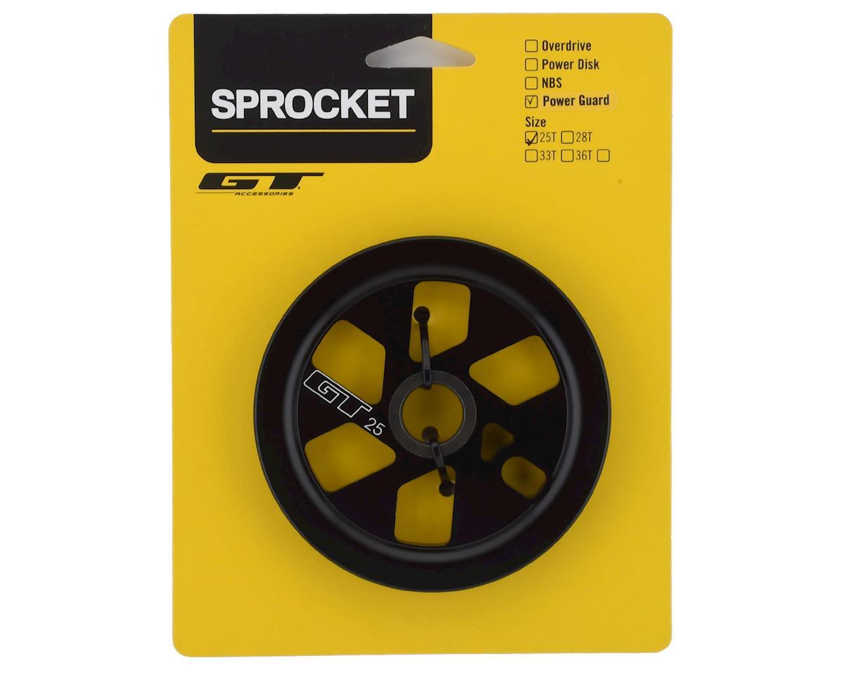 Image 2 for GT Power Guard Sprocket (Black) (25T)