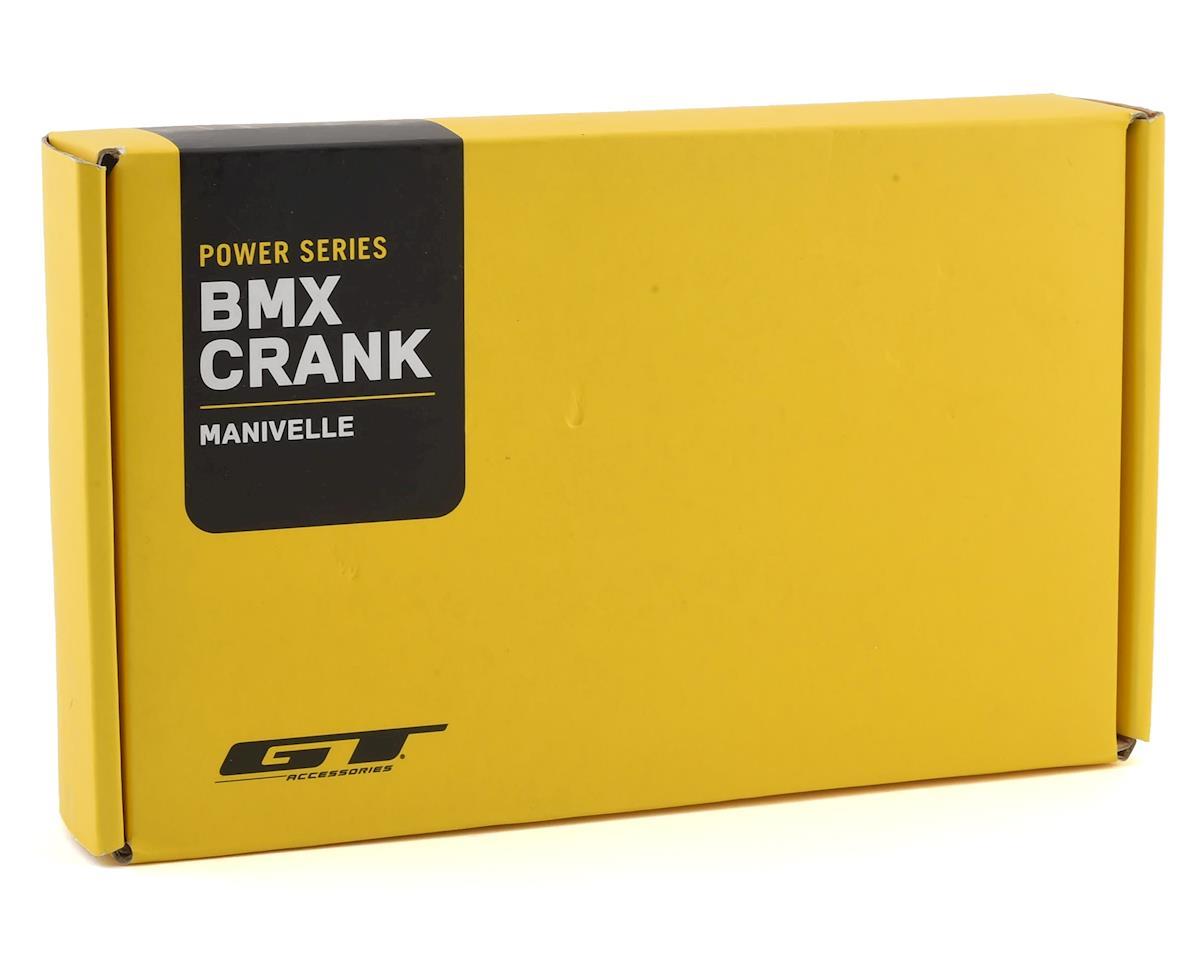 Image 2 for GT Power Series Chromoly Cranks (Chrome) (175mm) (19mm)