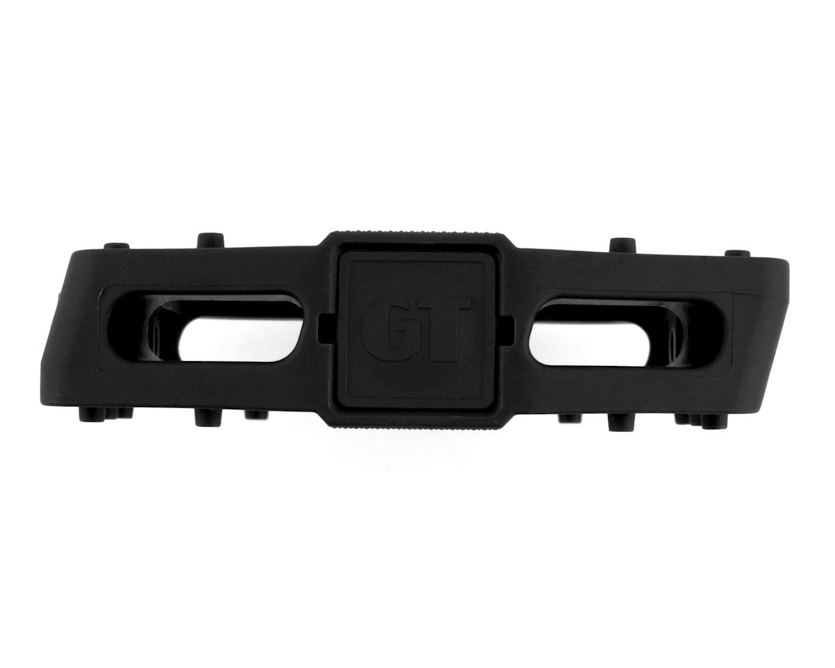 """Image 2 for GT PC Logo Pedals (Black) (9/16"""")"""