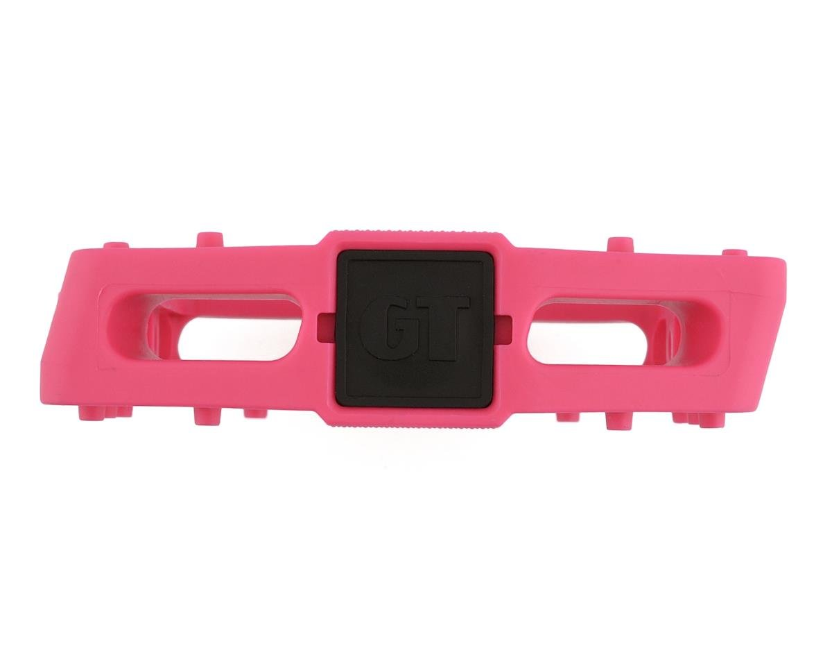 "Image 2 for GT PC Logo Pedals (Pink) (9/16"")"
