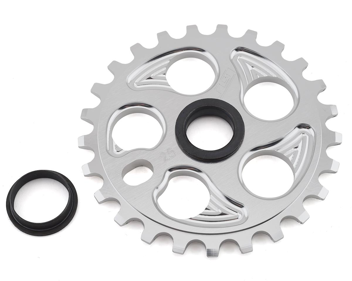GT Overdrive Sprocket (Shiny Silver)