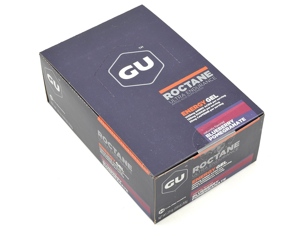 GU Roctane Energy Gel (Blueberry Pomegranate) (24 1.1oz Packets)