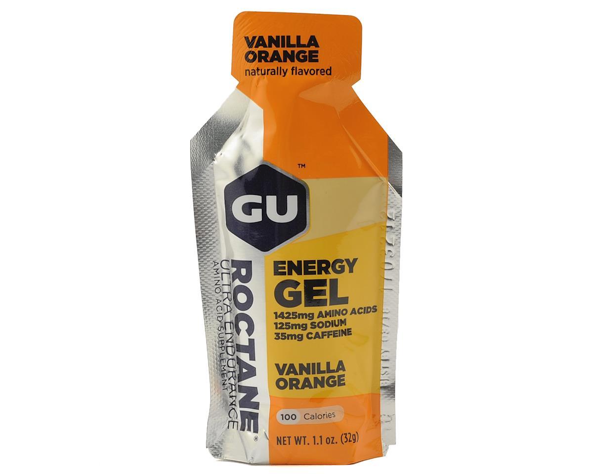 GU Roctane Gel (Vanilla-Orange) (1 1.1oz Packet)