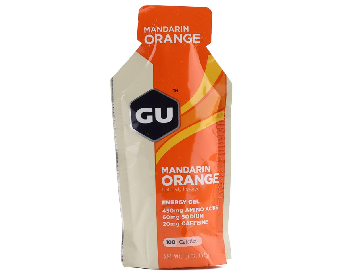 GU Energy Gel (Mandarin Orange) (1 1.1oz Packet)