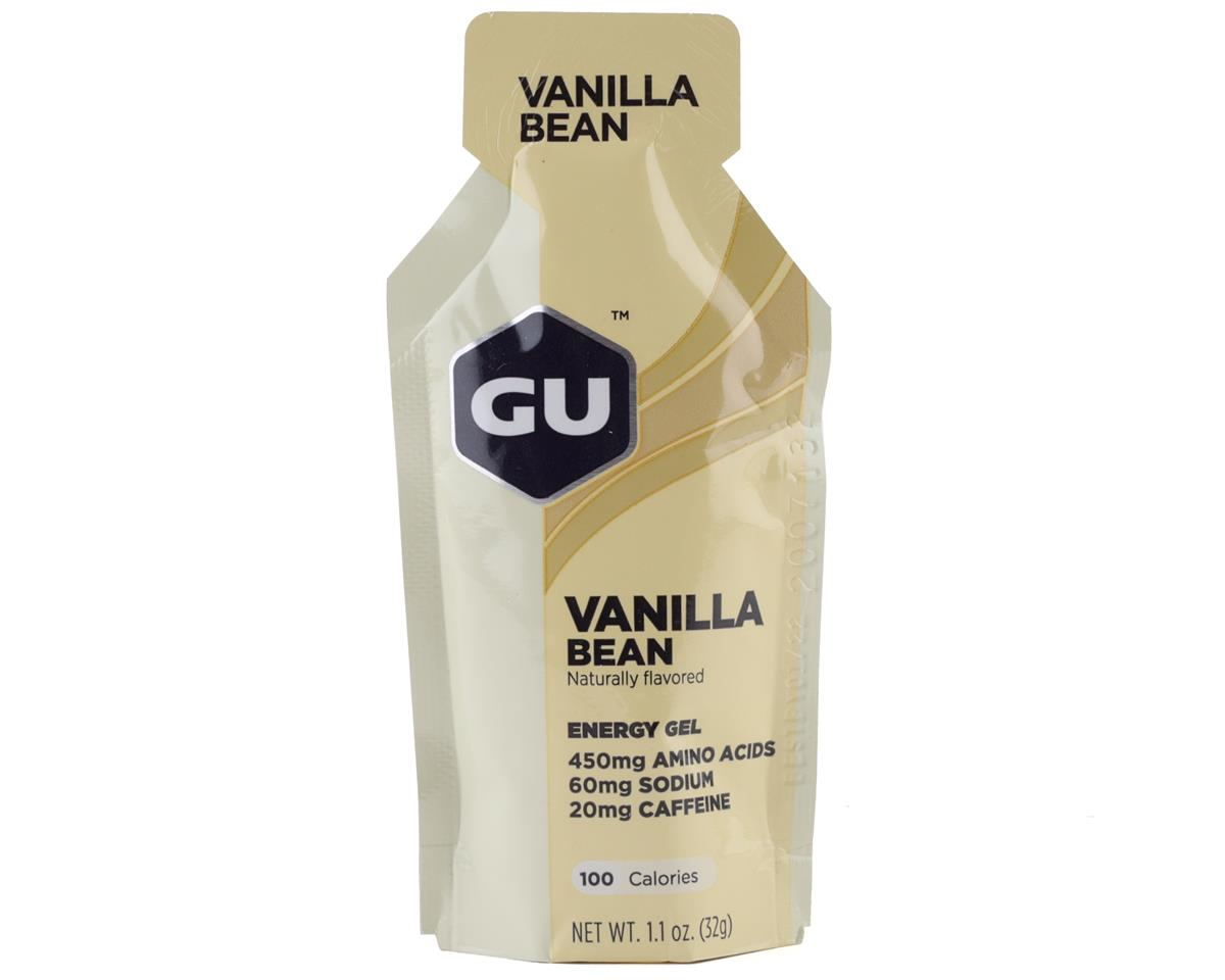 GU Energy Gel (Vanilla Bean) (1 1.1oz Packet)