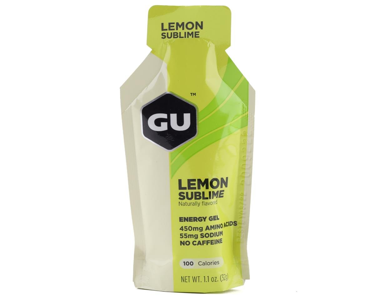 GU Energy Gel (Lemon Sublime) (1 1.1oz Packet)