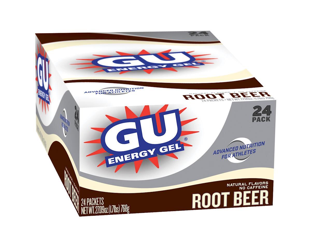 Image 2 for GU Energy Gel - 24 Pack - Root Beer