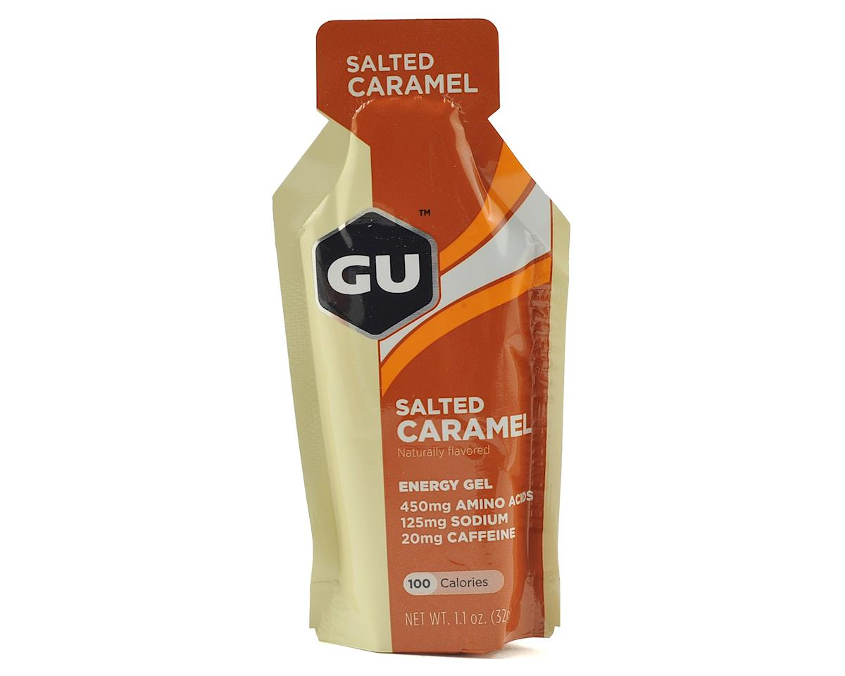 GU Energy Gel (Salted Caramel) (24 1.1oz Packets)