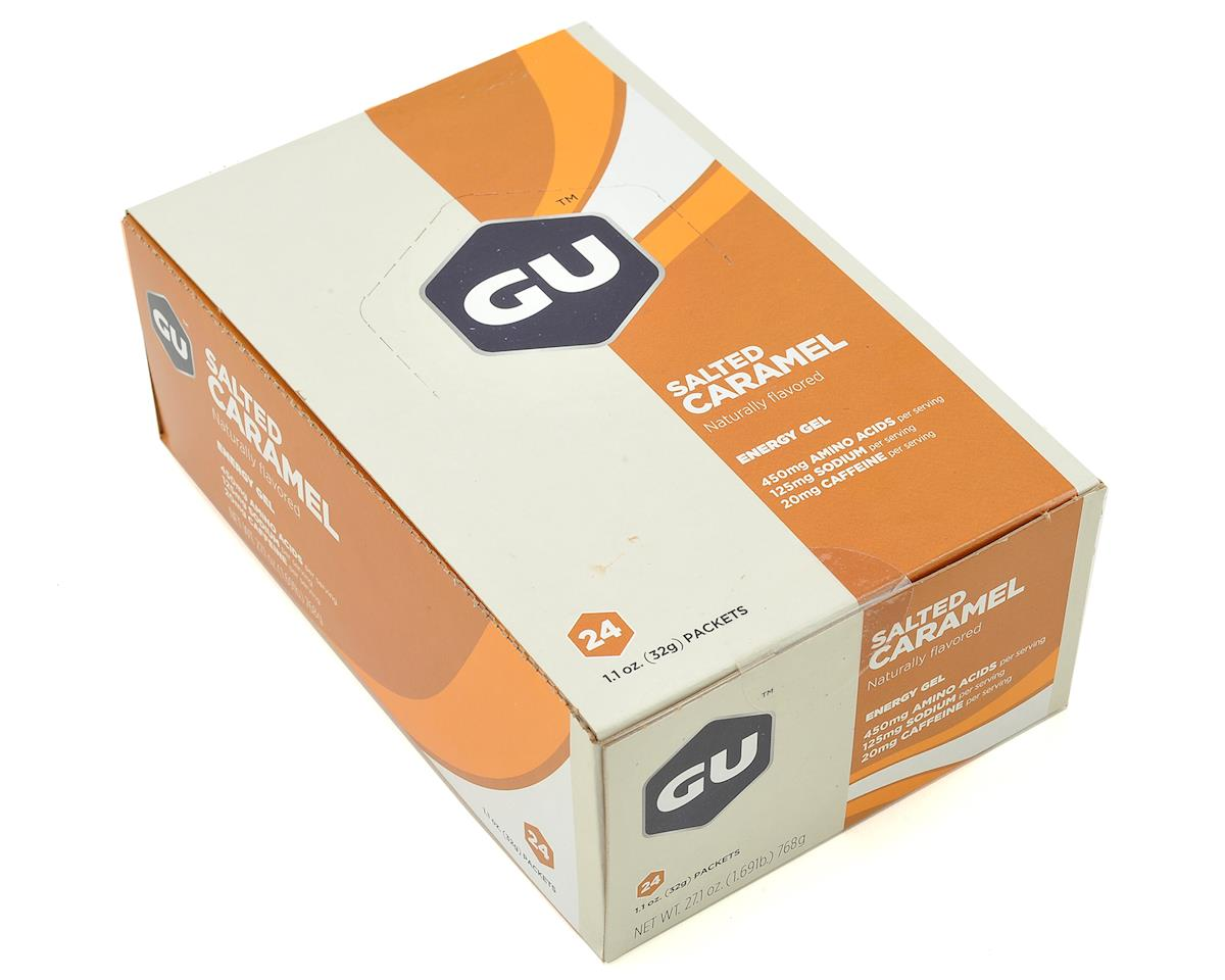 GU Energy Gel (Salted Caramel) (24)