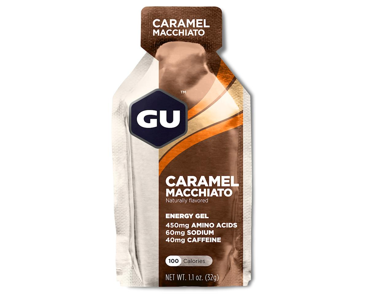 GU Energy Gel (Caramel Macchiato) (24 1.1oz Packets)