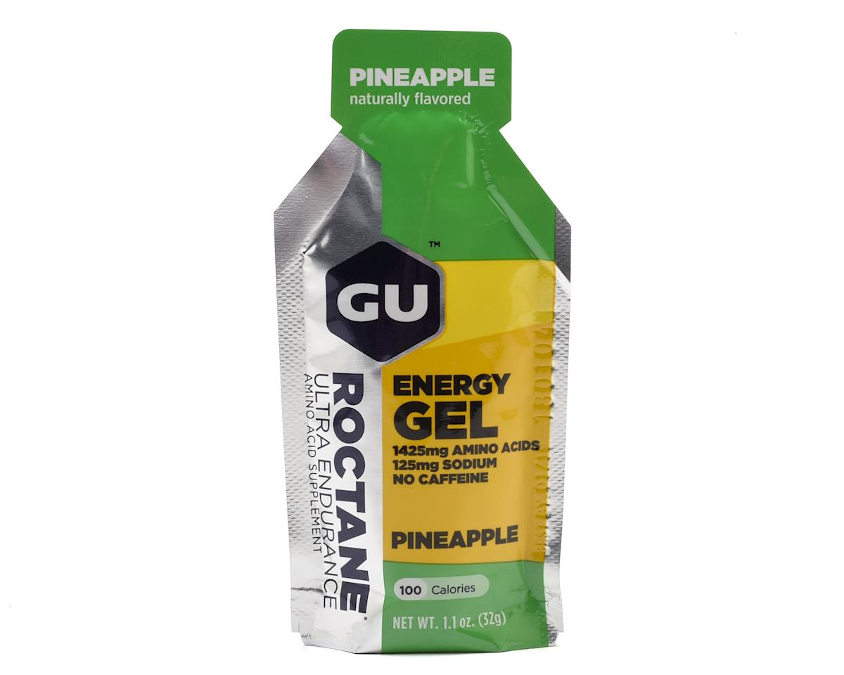 GU Roctane Gel (Pineapple) (Caffeine Free) (24)