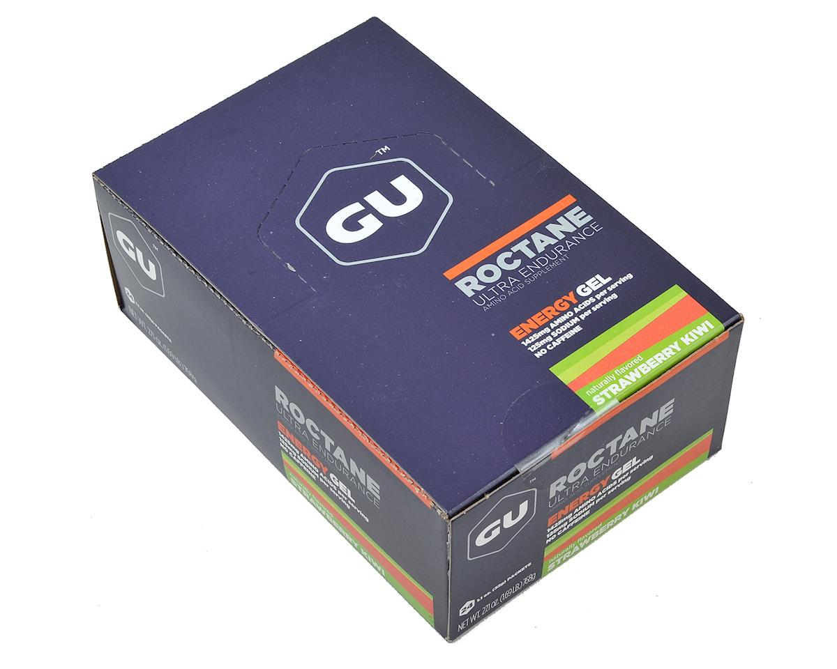 GU Roctane Gel (Strawberry Kiwi) (Caffeine Free) (24)
