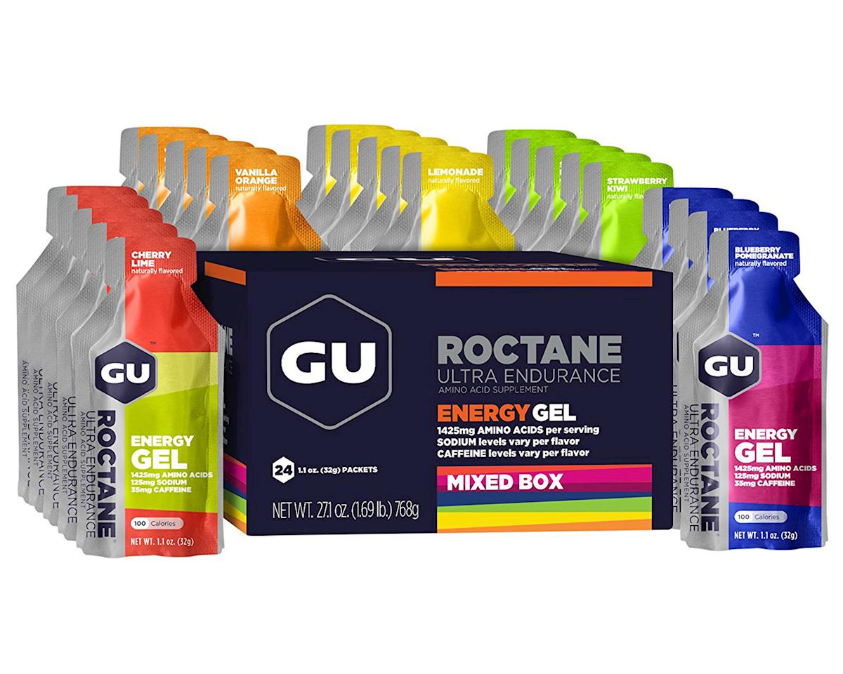 GU Roctane Gel (Mixed Flavor Pack) (24)