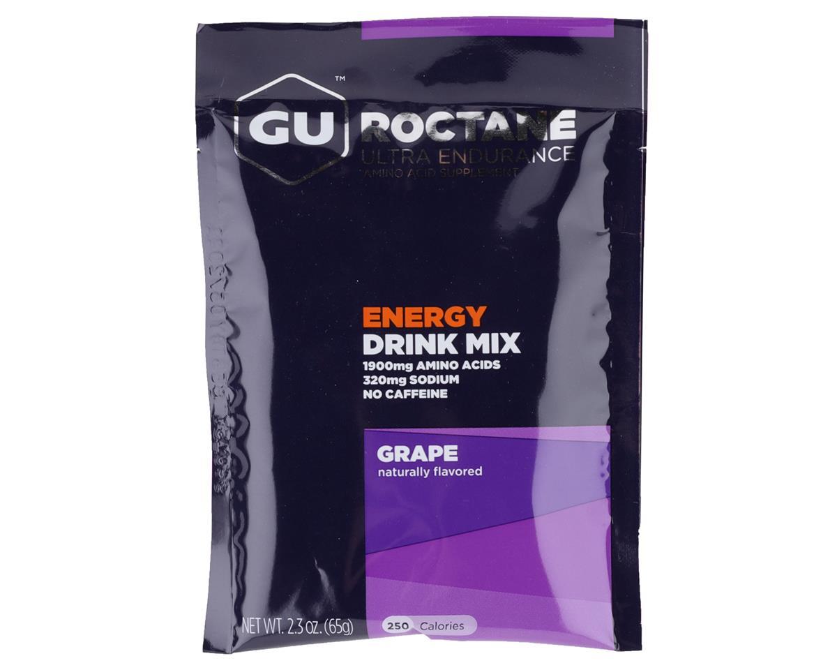 GU Roctane Ultra Endurance Drink Mix - 10 Packets (Grape 972)