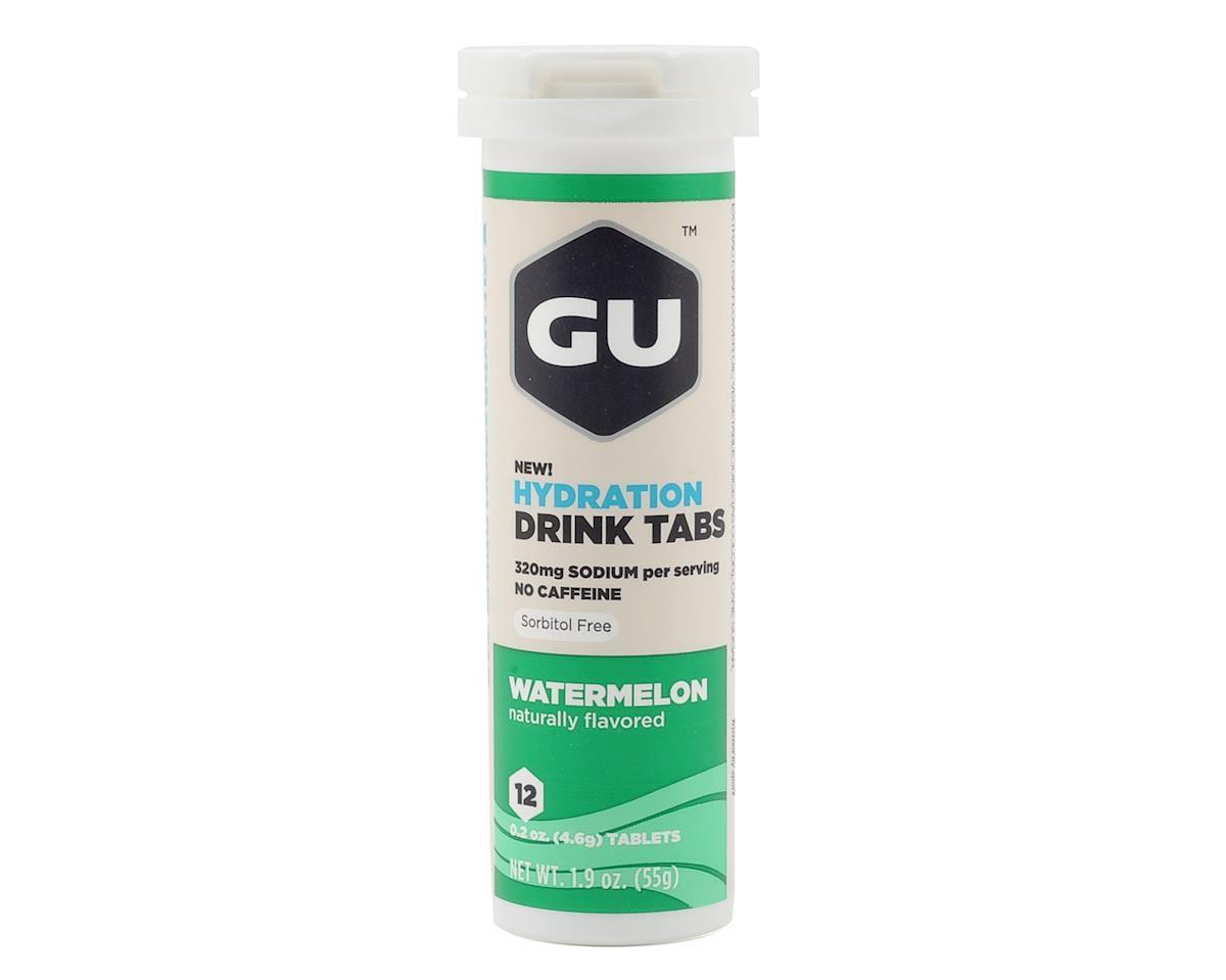 GU Brew Tabs (Watermelon) (8 Tubes)