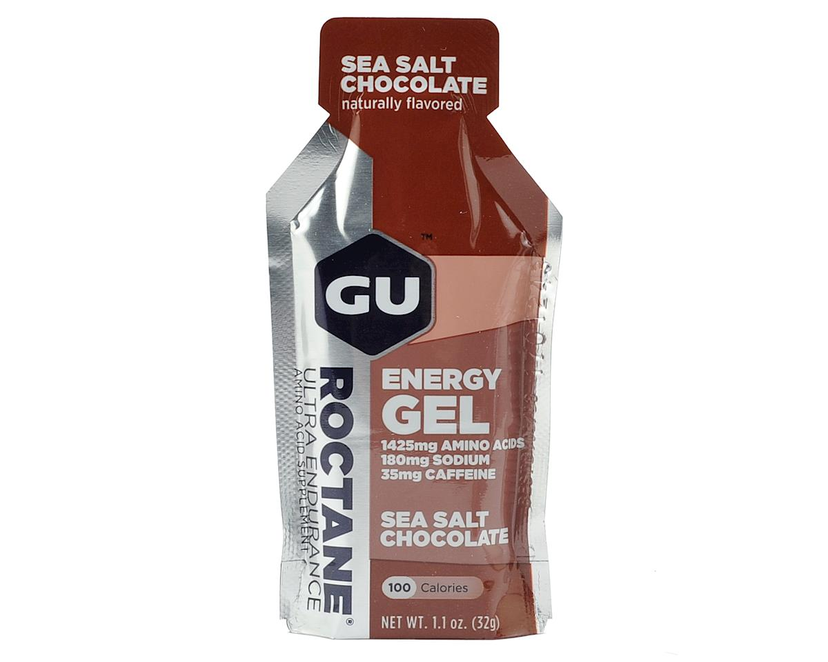 GU Roctane Ultra Endurance Energy Gel (Sea Salt Chocolate) (24)