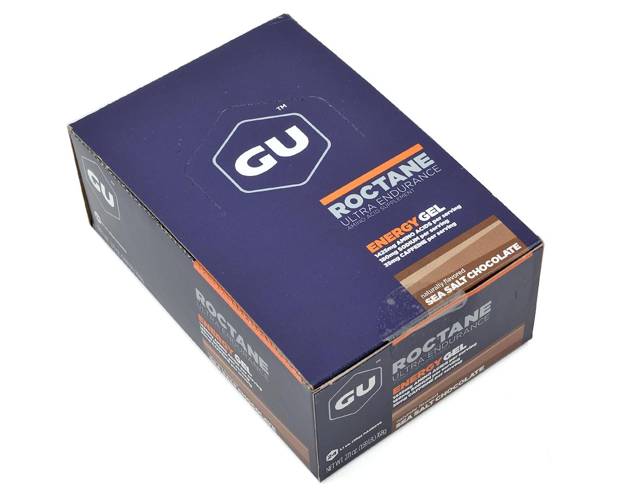 GU Roctane Gel (Sea Salt Chocolate) (24 1.1oz Packets)