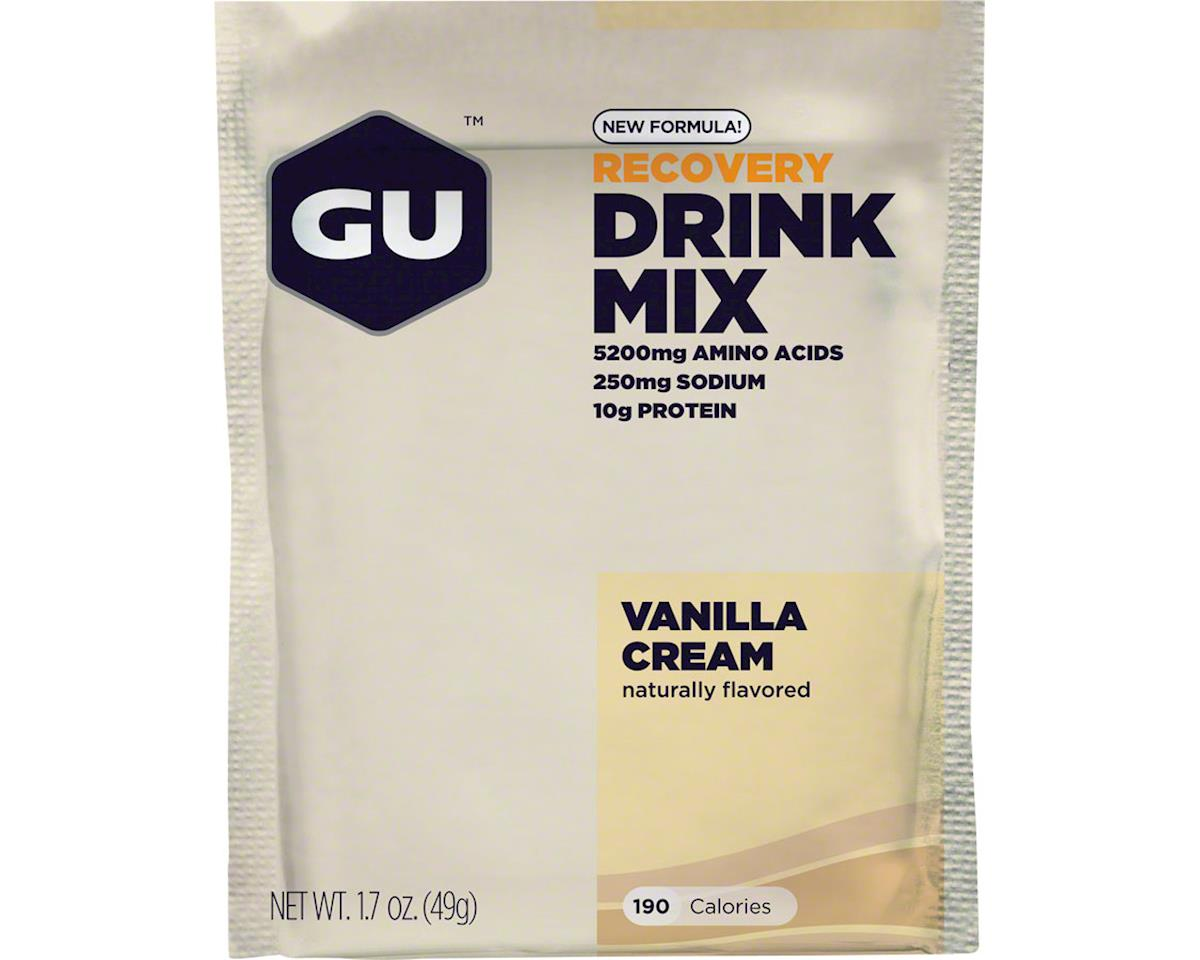 GU Recovery Drink Mix (Vanilla Cream) (12)