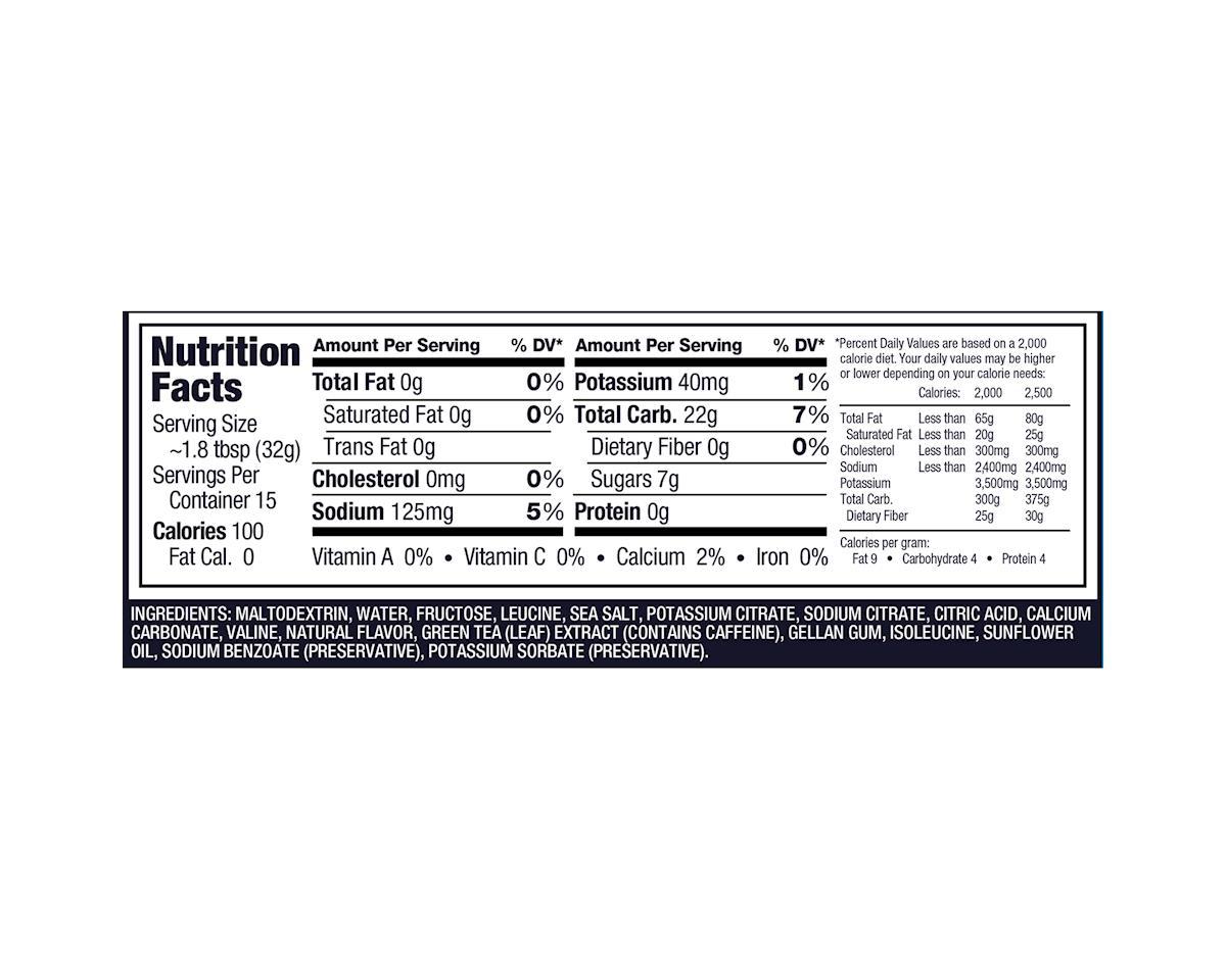 GU Energy Gel (Salted Caramel) (1 16.9oz Packet)