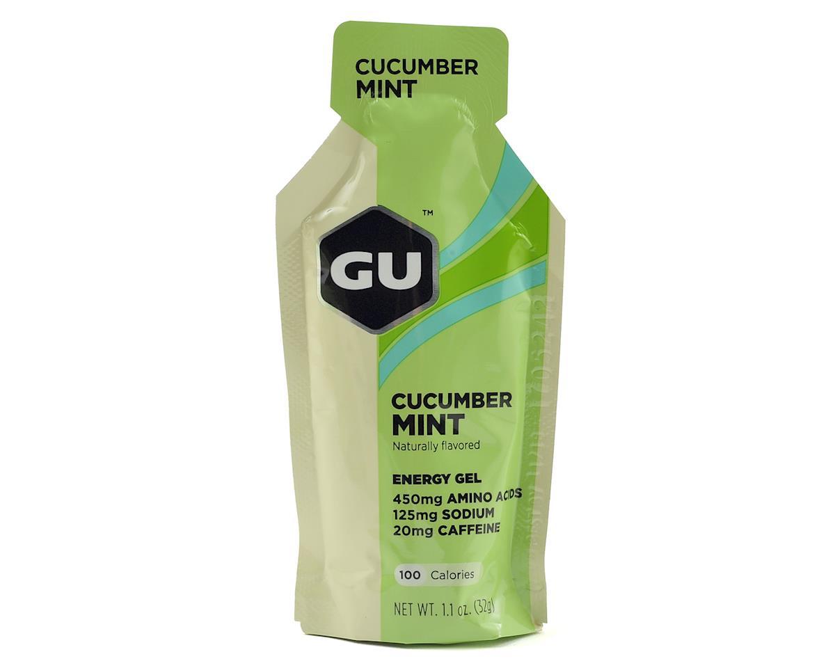 GU Energy Gel (Cucumber Mint) (24)