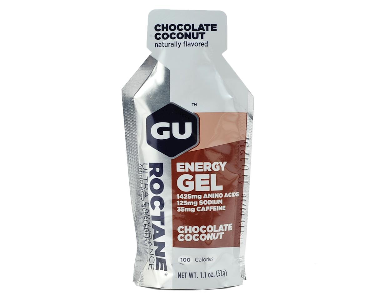 GU Roctane Gel (Chocolate Coconut) (24 1.1oz Packets)