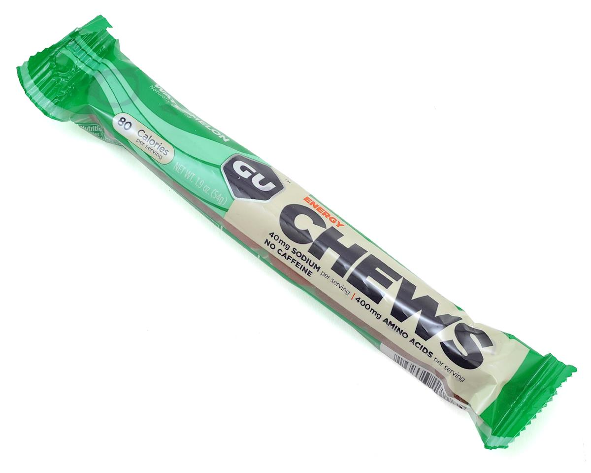 GU Energy Chews (Watermelon) (1 1.1oz Packet)