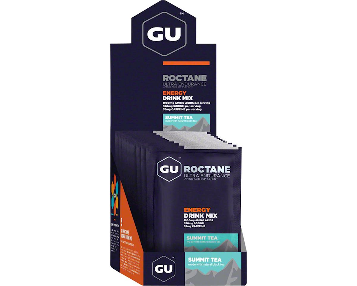 GU Roctane Energy Drink Mix (Summit Tea) (10 2.3oz Packets)