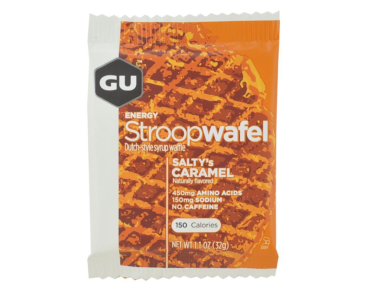 GU Energy Stroopwafel (Salty's Caramel) (16)