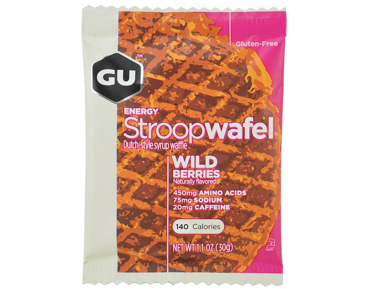 GU Energy Stroopwafel (Wild Berries) (16)