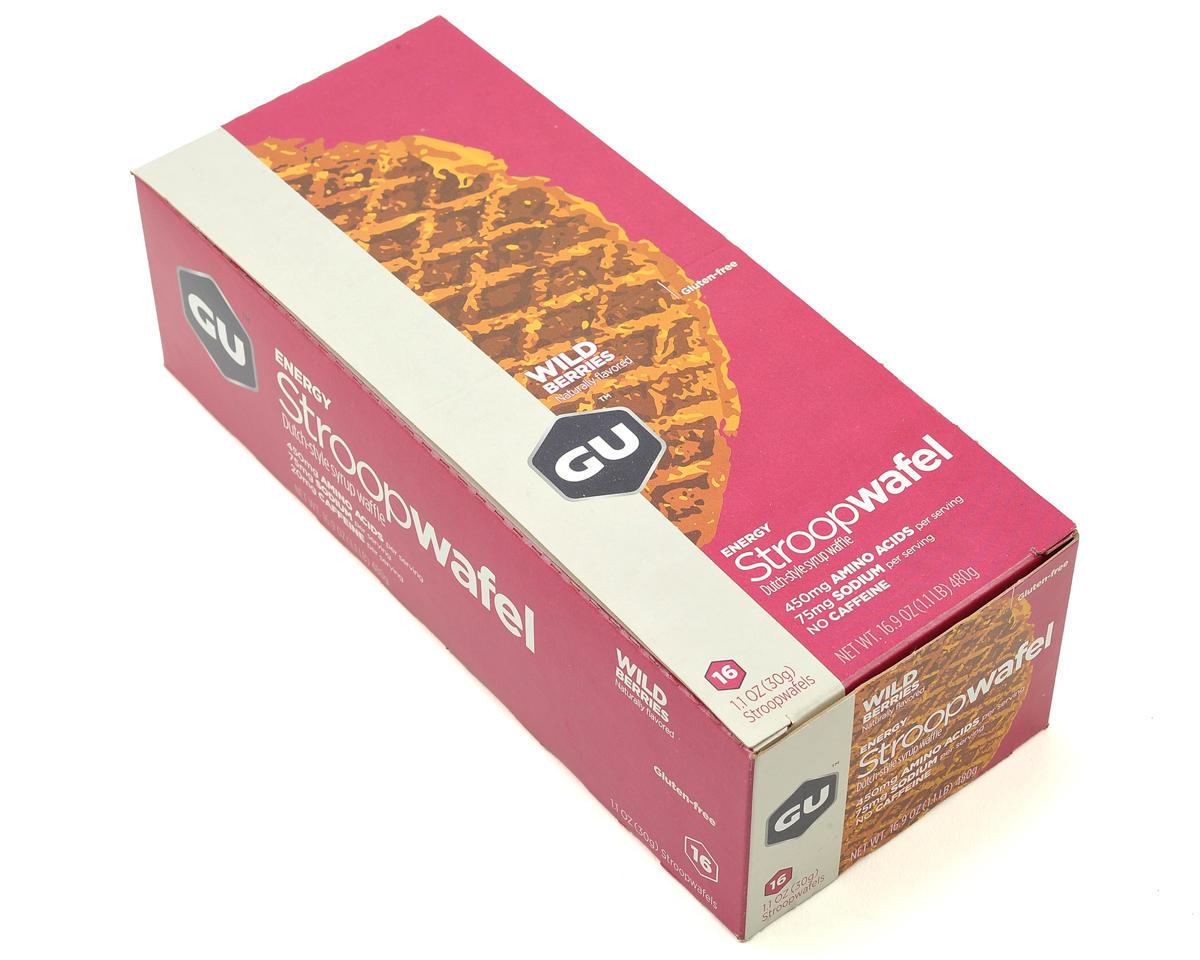 GU Energy Stroopwafel (Wild Berries) (16)