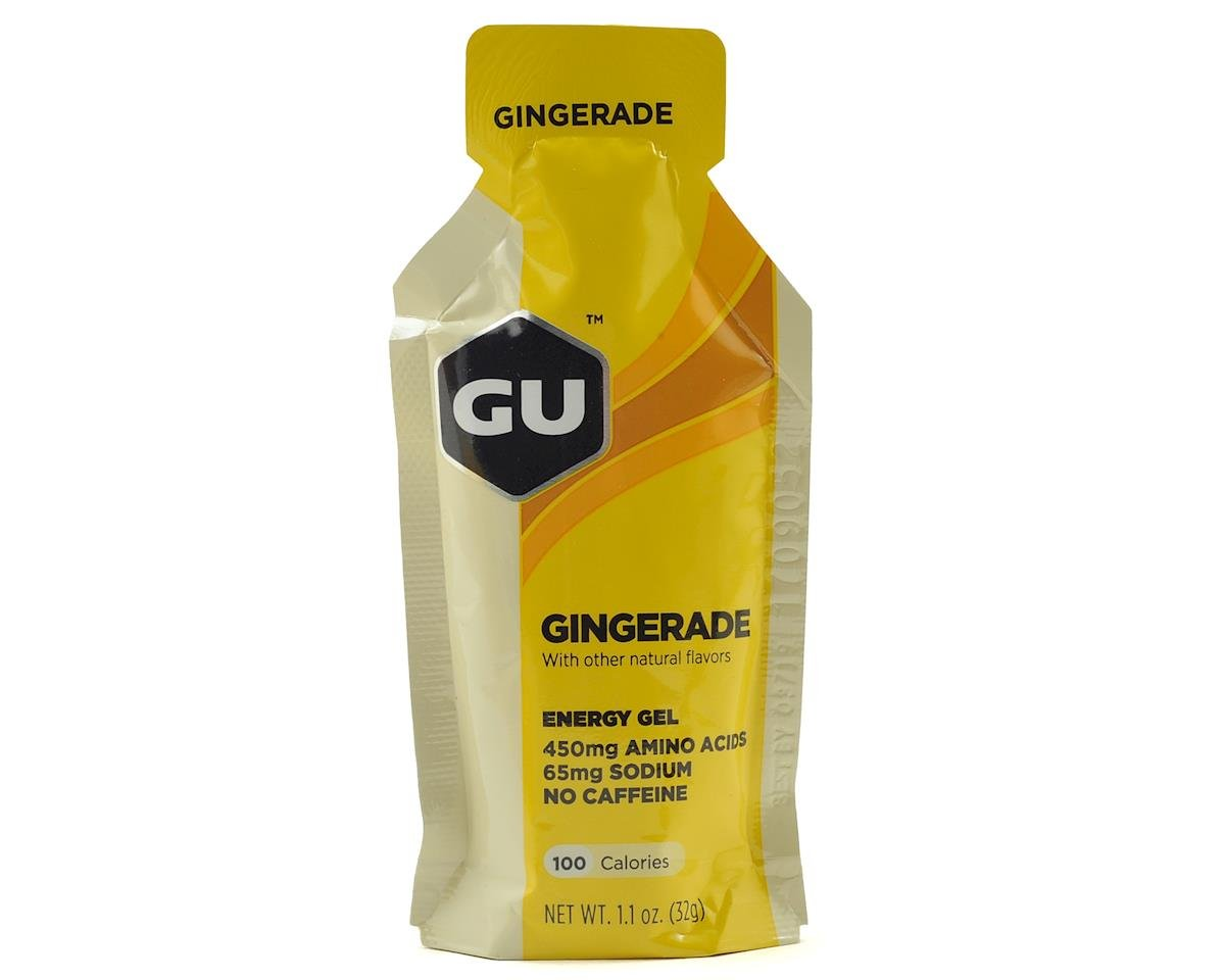GU Energy Gel (Gingerade) (24)