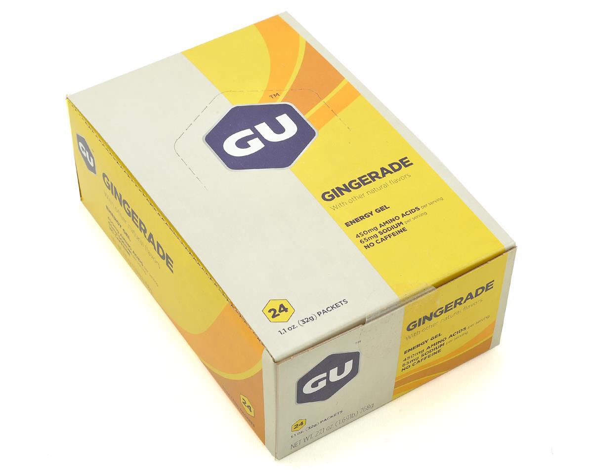 Image 2 for GU Energy Gel (Gingerade) (24 1.1oz Packets)