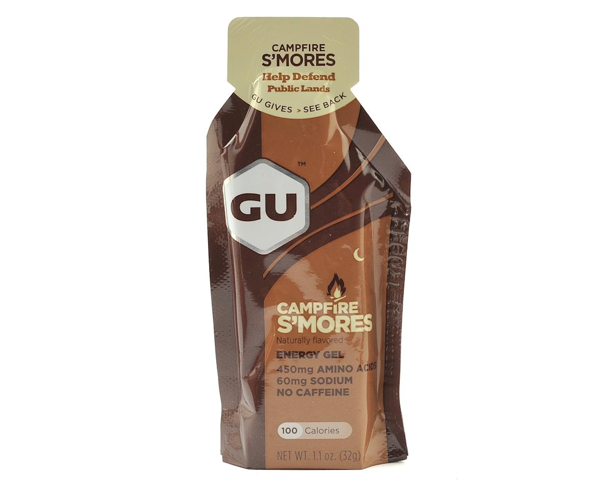 GU Energy Gel (Campfire S'mores) (24 1.1oz Packets)