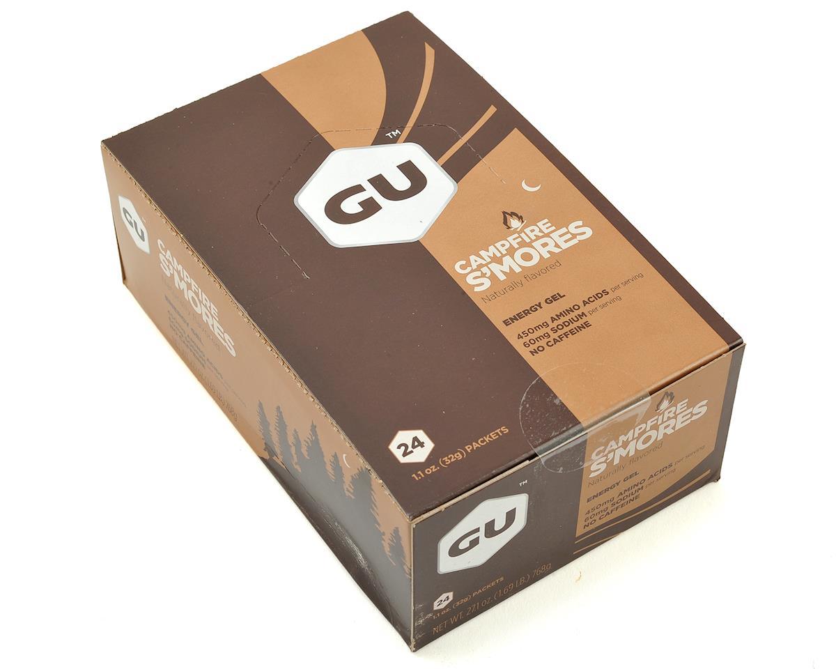 GU Energy Gel (Campfire S'mores) (24 1.1oz Packets)